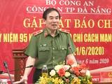 Thiếu tướng Vũ Xuân Viên - Giám đốc Công an TP Đà Nẵng
