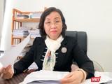 Bà Ngô Thị Kim Yến - Giám đốc Sở Y tế TP Đà Nẵng.
