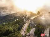 Công trình Cầu Vàng tại khu du lịch Sun World Ba Na Hills (Đà Nẵng)
