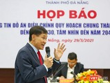 Ông Johnathan Hạnh Nguyễn - Chủ tịch Tập đoàn Liên Thái Bình Dương (IPPG) tại buổi họp báo