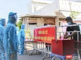Hoạt động diễn tập công tác bầu cử tại 1 điểm bầu cử ở Đà Nẵng