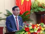 Ông Lê Trung Chinh, Phó Bí thư Thành uỷ Đà Nẵng, Chủ tịch UBND TP Đà Nẵng nhiệm kỳ 2021-2026