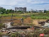 Khu đất quy hoạch xây dựng Trung tâm Văn hóa thể thao phối hợp sinh hoạt cộng đồng Khu dân cư Phú Mỹ An (quận Ngũ Hành Sơn, TP Đà Nẵng) vẫn không được Công ty 579 giao trả