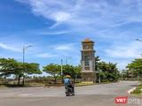 """Một góc dự án Khu đô thị Phú Mỹ An (quận Ngũ Hành Sơn, TP Đà Nẵng) được gắn tên """"chủ mới""""."""