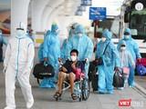Đà Nẵng đón công dân về quê bằng đường hàng không