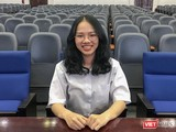 Cao Nguyên Khánh Quỳnh (Sinh viên năm 3 ĐH Bách khoa-ĐH QG TP HCM) tác giả bức thư