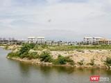 Một góc Khu đô thị mới Điện Nam - Điện Ngọc, thị xã Điện Bàn, Quảng Nam