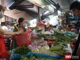 Người dân Đà Nẵng đi chợ trước khi toàn TP thực hiện phong toả tuyệt đối