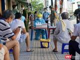Đà Nẵng tiếp tục lấy mẫu xét nghiệm SARS-CoV-2 trong cộng đồng