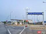 Đường dẫn vào sân bay Chu Lai (Quảng Nam)