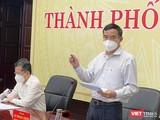 Ông Lê Trung Chinh - Chủ tịch UBND TP Đà Nẵng