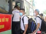 Sáng ngày 27/8, đoàn y bác sĩ của ngành y tế Quảng Nam đã lên đường vào TP HCM hỗ trợ chống dịch COVID-19