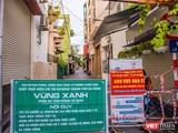 Khu vực dân cư vùng xanh ở Đà Nẵng