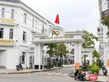 Dự án Khu nhà ở Phú Gia do Công ty TNHH Phú Gia Compound làm chủ đầu tư trên đường Ông Ích Khiêm, TP Đà Nẵng