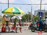 Người dân bị mắc kẹt ở Quảng Nam đưa con trở lại TP để chuẩn bị đi học trở lại.