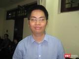 Cử nhân Lương Lê Minh - Đại học Luật Hà Nội