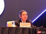 ông Nguyễn Văn Bình tại Diễn đàn cấp cao về Công nghiệp 4.0