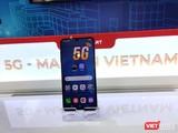 Điện thoại Vsmart Aris 5G (ảnh: Khánh Linh)