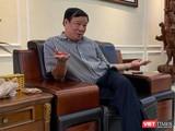 Ông Ngô Nhật Phương hiện là Chủ tịch Công ty Dược Phẩm Trung ương 1 (Pharbaco).