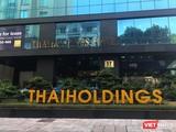 Trụ sở chính của Thaiholdings tại 210 Trần Quang Khải và 17 Tông Đản Hà Nội (Ảnh: H.B)