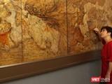 Họa sĩ Hiền Nguyễn nổi tiếng là một họa sĩ cẩn trọng