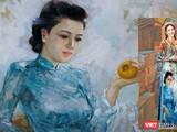 Một trong 2 bức tranh của họa sĩ Lâm Đức Mạnh bị công ty Phương Mai xâm phạm bản quyền. Mặc dù xâm phạm quyền tác giả tới 5 tác phẩm nhưng công ty Phương Mai vẫn ngoan cố nói không sai.