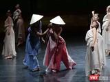 """Vở múa đương đại """"Truyện Kiều"""" đưa tác phẩm văn học của đại thi hào Nguyễn Du lên sân khấu"""
