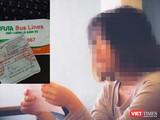 Nữ sinh H.L còn giữ được vé xe Phương Trang - theo luật sư phân tích là cơ sở phát sinh hợp đồng vận chuyển