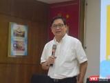 Ông Lê Hoàng, Phó Chủ tịch Hội xuất bản Việt Nam
