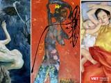 """""""Đa diện"""" phản ánh đời sống nghệ thuật đương đại đa sắc"""