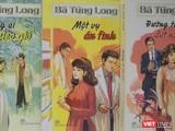 Những đầu sách hot của Bà Tùng Long vừa được ấn bản trở lại
