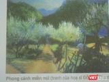 """Tranh """"Phong cảnh miền núi"""" của họa sĩ Đỗ Huy Thanh được tác giả cho biết là đã bị """"phớt lờ"""" chuyện tác quyền?"""
