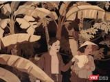 Họa sĩ Nguyễn Thị Hiền bức xúc lên tiếng về bức tranh bị làm giả ghi tên danh họa Nguyễn Sáng rao bán trên Sotheby's phiên đấu giá ngày 5, 6/10 tới