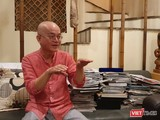 Họa sĩ Tào Linh trao đổi với VietTimes về loạt tranh chuột đúng năm tuổi Canh Tý