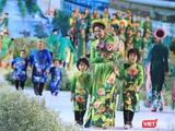 Sở Du lịch TP.HCM cho biết đã buộc phải hoãn Lễ hội Áo dài 2020 vì dịch bệnh COVID-19 (Ảnh: Lý Võ Phú Hưng)