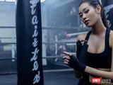 Vì đã từng suýt là nạn nhân, nên hoa hậu Khánh Vân quyết tâm đồng hành cùng các em gái không may bị xâm hại tình dục (Ảnh: Nguyễn Long)