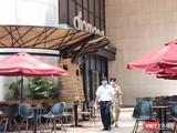 Yêu cầu đóng cửa quán cà phê, nhà hàng chống dịch COVID-19 từ chiều nay 24/3 (Ảnh: Hòa Bình)