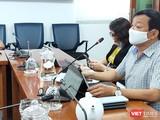 Ông Nguyễn Văn Khanh – Trưởng phòng Truyền thông, Sở TTTT TP.HCM (Ảnh: Hòa Bình)