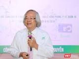 GS.BS Hà Duy Thọ, chuyên gia dinh dưỡng