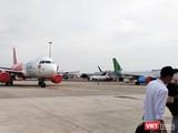 Bộ Y tế tiếp tục ra thông báo khẩn tìm người trên chuyến bay VJ770 từ Nha Trang ra Hà Nội (Ảnh: Hòa Bình)