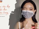 Fashionista Châu Bùi, các hoa hậu, diễn viên, cầu thủ, người nổi tiếng cùng tham gia bộ ảnh thú vị (Ảnh: BYT)