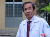 BS Nguyễn Văn Vĩnh Châu, GĐ BV Bệnh Nhiệt đới TP.HCM cho biết, ở Việt Nam chưa có huyết thanh kháng độc tố botulinum (Ảnh: Hòa Bình)