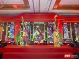 Lễ hội Tết Việt 2020 hồi đầu năm ngoái đã thu hút hơn 50.000 khách tham dự (Ảnh: TB)