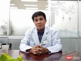 BS Phạm Thanh Việt – Trưởng phòng Kế hoạch Tổng hợp BV Chợ Rẫy TP.HCM (Ảnh: Hoà Bình)