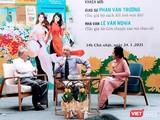 GS Phan Văn Trường trò chuyện tại Đường sách TP.HCM chiều 24/1 về Tết xưa, Tết nay (Ảnh: Hoà Bình)