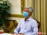 Ông Võ Văn Hoan – Phó chủ tịch UBND TP.HCM chiều nay đã ký thông báo không tổ chức bắn pháo hoa đêm giao thừa năm Tân Sửu