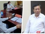 Thứ trưởng Bộ Y tế Đỗ Xuân Tuyên họp khẩn với TP.HCM, Bình Dương về hai ca nghi nhiễm COVID-19 (Ảnh: BYT)