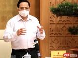 Thủ tướng Phạm Minh Chính gửi công điện khẩn về vụ cháy đau lòng đã khiến 8 người thiệt mạng (Ảnh: VNP)