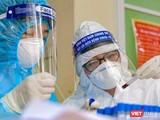 Xét nghiệm SARS-CoV-2 khẳng định COVID-19 bằng phương pháp Realtime RT-PCR - Ảnh: BYT