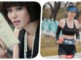 Hoa hậu Thu Thuỷ vừa mới qua đời vì đột quỵ khi chạy bộ - Ảnh: FBNV
